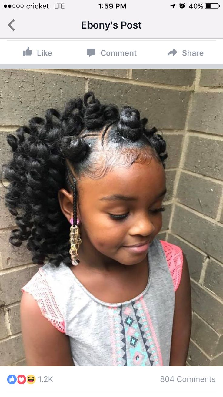 19 Best Crochet Braids For Little Girls Images On