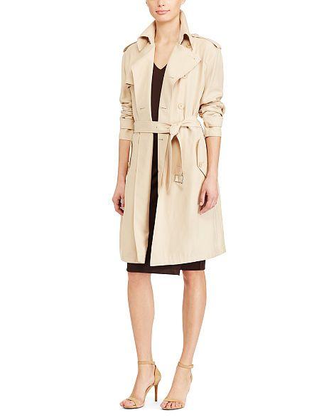 Trench Coat - Trenches & Rain Coats  Coats & Jackets - RalphLauren.com