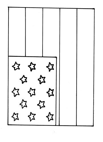 flag coloring page templates pinterest flags