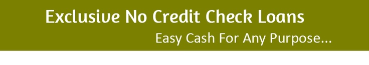 People think they can't obtain loans if they have a poor credit rating. It's not right With Fast loans no credit check you can obtain loans even with bad credit. You can take easy cash and use it for any of your purposes.  You can simply obtain this by filling an online application on our site. http://www.fastloansnocreditcheck.com/no-credit-check-loans.html