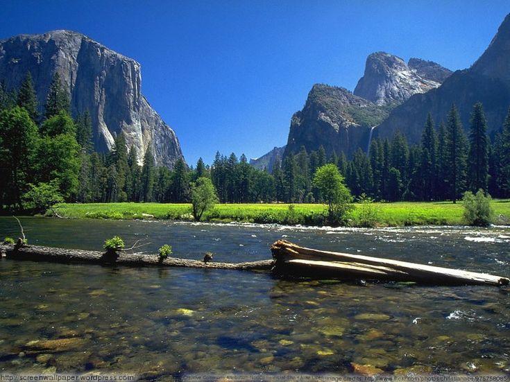 Yosemite Nemzeti Park Kalifornia - Amerikai Egyesült Államok
