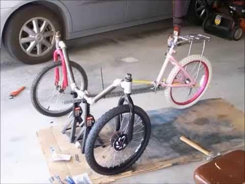 Trike Trek '11 Test Ride - YouTube