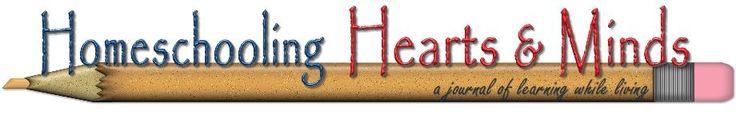 Homeschooling Hearts & Minds freebie list