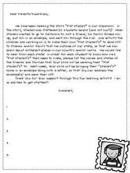 flat stanley letter 8 best flat stanley activities images on 1966