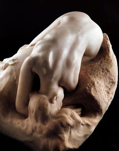 Dânae - Auguste Rodin                                                                                                                                                      Mais