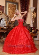 Puffy Pretty Red Quinceanera Dress Strapless Taffeta and Tulle Beading Ball Gown - US$169.59  http://www.fashionos.com  sweet sixteen quinceanera dresses around 150 | strapless beading quinceneara dresses | pretty lavender quinceanera dress | vestidos para quinceanera in navajo dam | puffy lavender quinceanera dress strapless | taffeta and tulle beading red quinceneara dresses |
