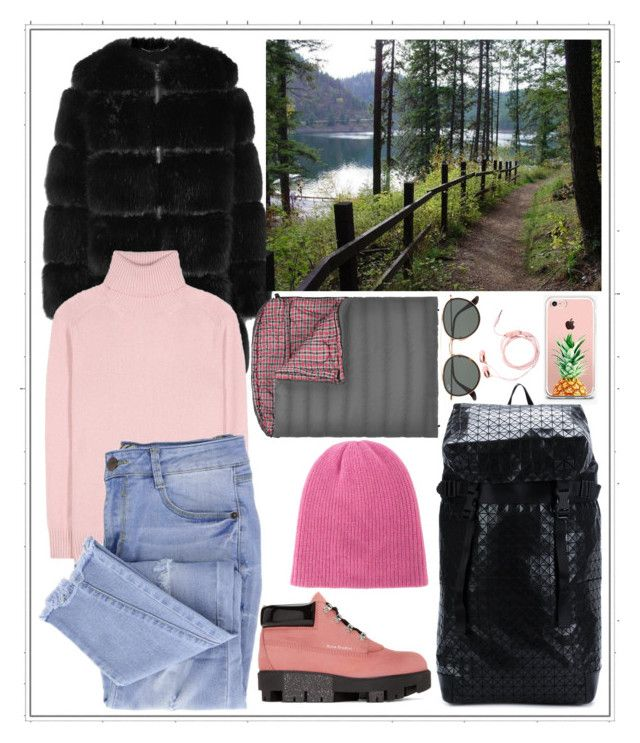 """""""hiking"""" by mileyharbee on Polyvore featuring art"""