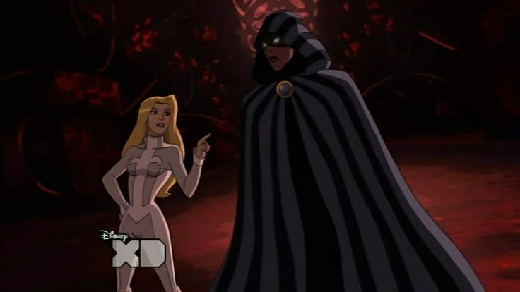 Cloak and Dagger in animated form!