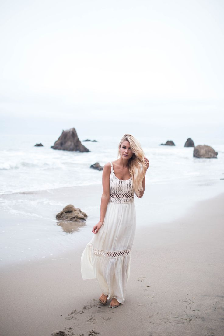 Lucia Crochet Maxi Dress | Foi Clothing | Must Have | We LOVE Crochet Maxis | Cream Maxi | You Need This | Buy NOW on Foiclothing.com | Boho Bliss | Beach Goddess | Women's Boutique | Spring and Summer Fashion | Magic in Malibu | Foi's Summer 2016 Lookbook |