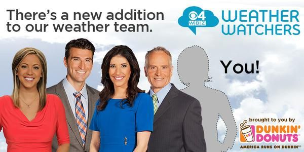 WBZ Boston News - YOUR reports coming up in moments! #WBZ We'd love you to join our team #weatherwatchers