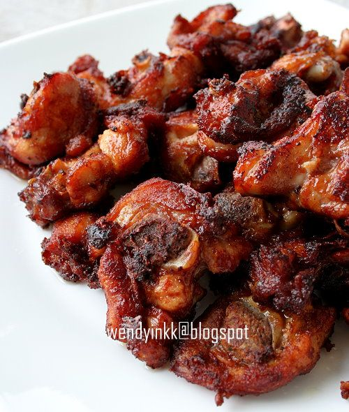 Old Fashioned Chinese Fried Chicken
