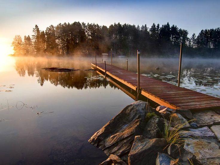 10 Romantic Camping Destinations in MN | Romantic camping ...