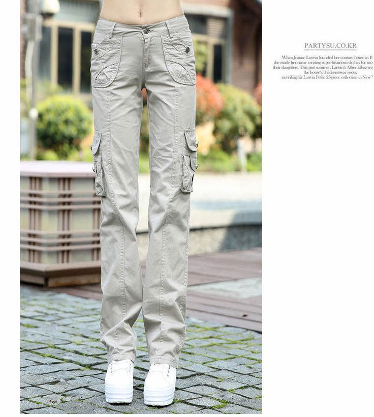 Awesome 18  MP004  Men39s Casual Baggy Cargo Pants