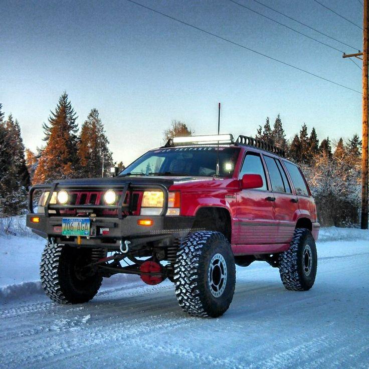 Built ZJ Grand Cherokee