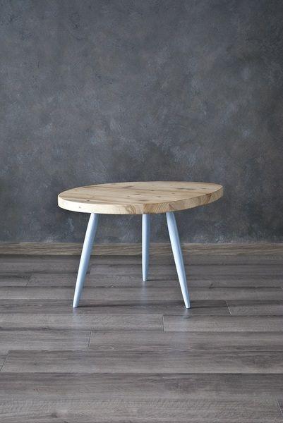 Stolik kawowy, stół, OVAL Scandinavian Style  w Projekt Drewno na DaWanda.com