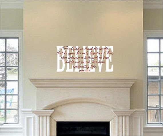 Best 25 Christian Wall Decals Ideas On Pinterest Today