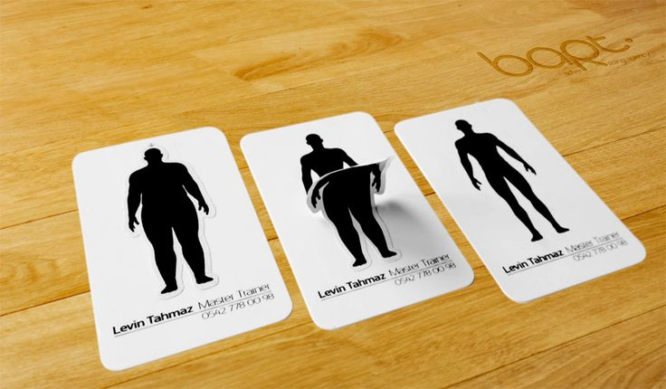 Master Trainer Business Card