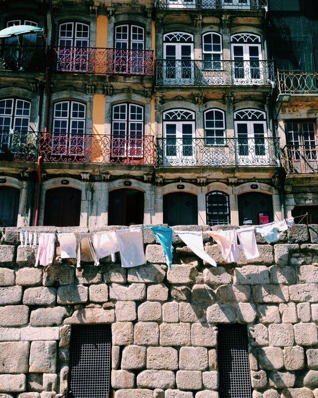 Porto in Portugal / photo by Manuel Pita