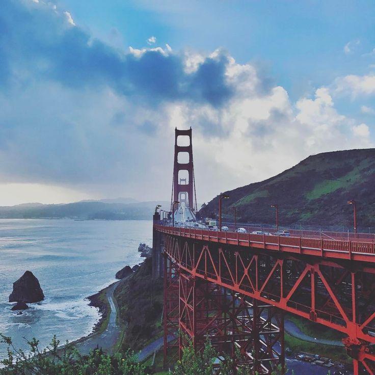 #goldengatebridge #sanfrancisco #california #unitedstates #travel #travelstagram #trip #tripstagram #tripgram #travelgram
