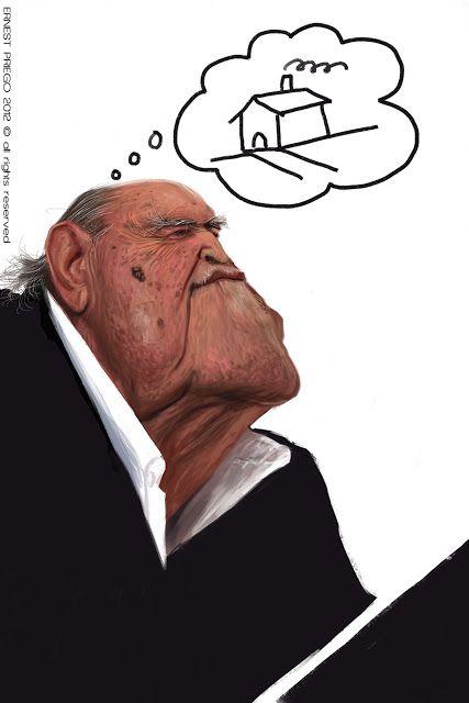 Oscar Niemeyer - Ernesto Priego