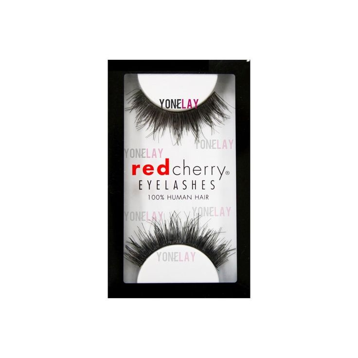 Red Cherry Eyelashes 605 (Pack of 12) * Want to know more, click on the image.