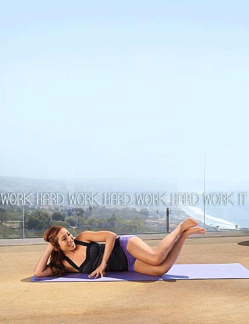 świetne ćwiczenia na uda !