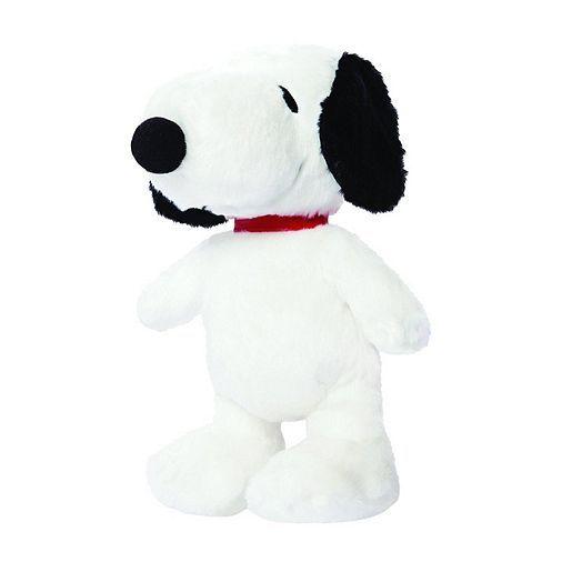 Tesco direct: Peanuts Snoopy 17cm Plush Soft Toy