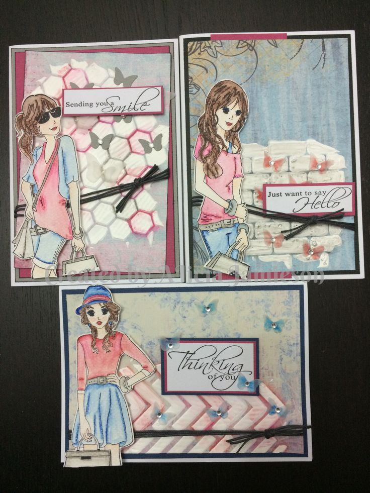 Watercolour pencil cards, using gesso, ezy press and watercolour paper. Created by Alicia Jamieson