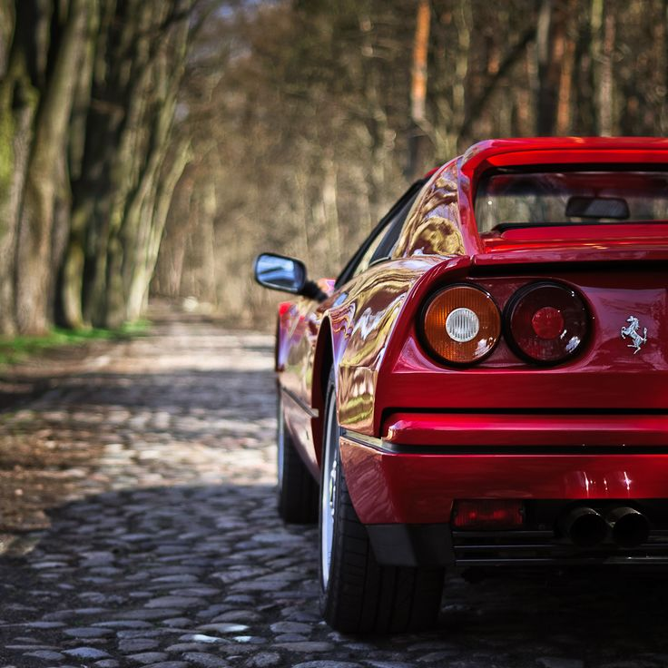 "automotivated: ""Ferrari 328 GTS (by pskrzypczynski) """