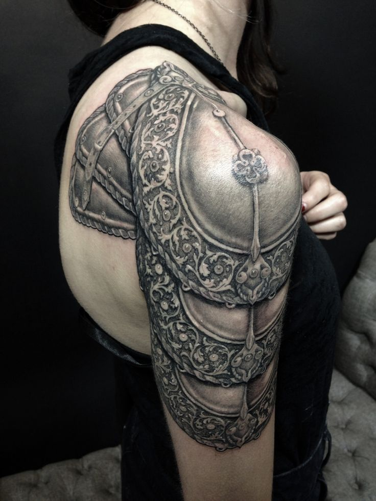 armor tattoo - Google Search                                                                                                                                                                                 More