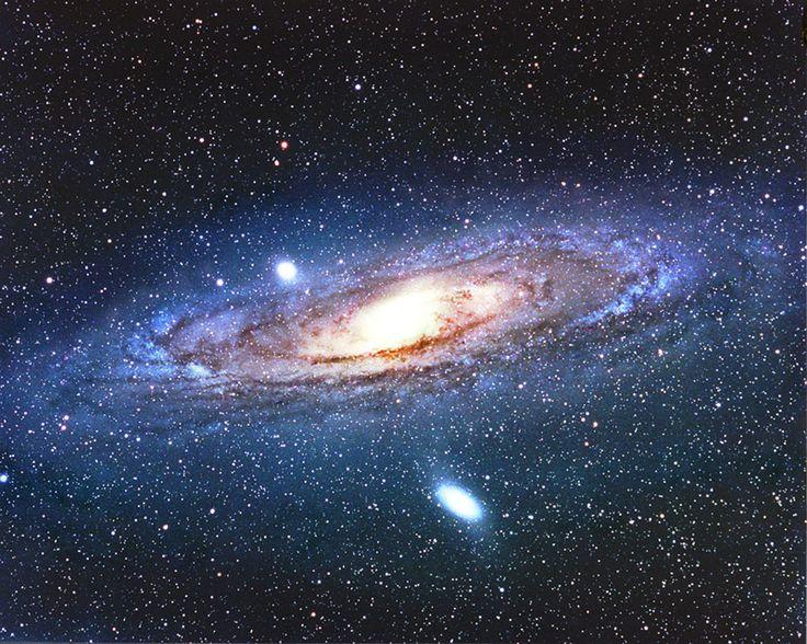 The Andromeda Galaxy M 31