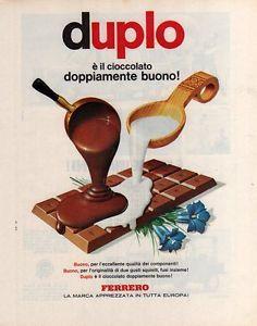 Cioccolato duplo Ferrero