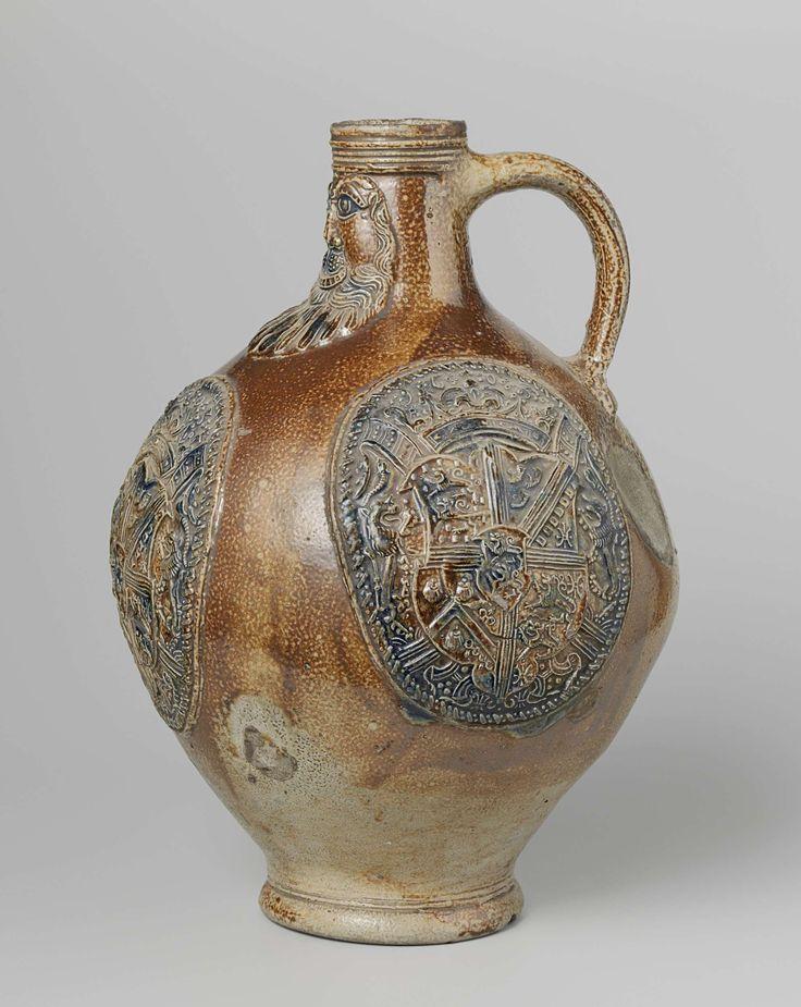 Baardmankruik, anoniem, 1603 - 1610