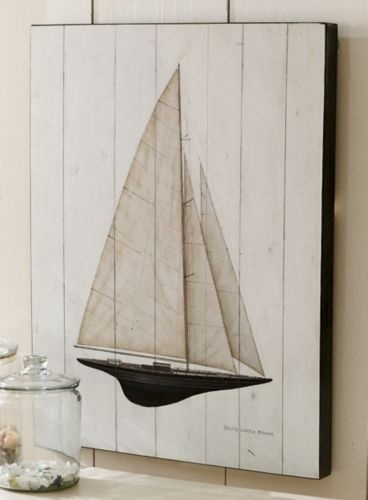 .Cottage Sail Art