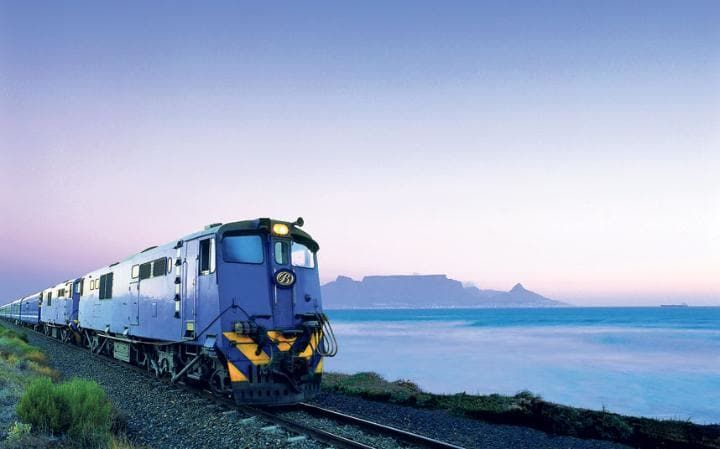 Africa by train: the continent's best rail journeys