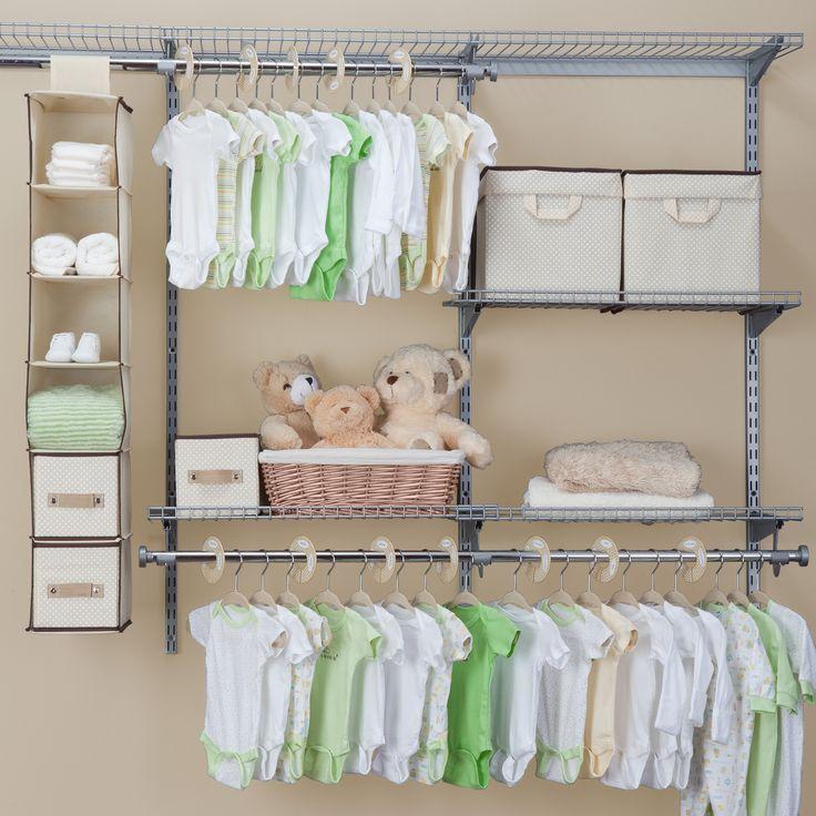 Delta Children Nursery Closet Storage Set U0026 Reviews   Wayfair