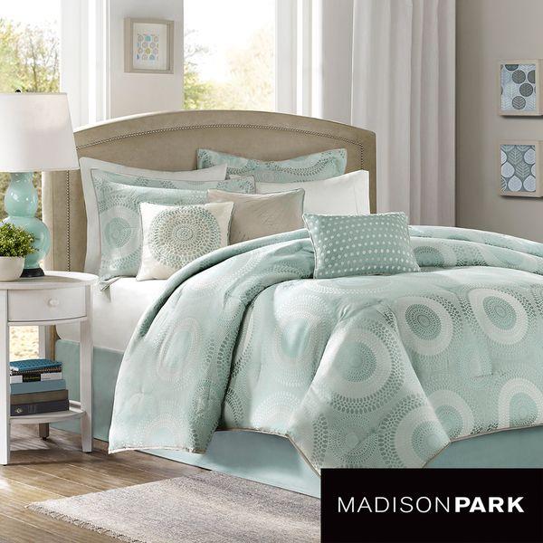 Madison Park Mason 7-piece Comforter Set - Overstock™ Shopping - Great Deals on Madison Park Comforter Sets