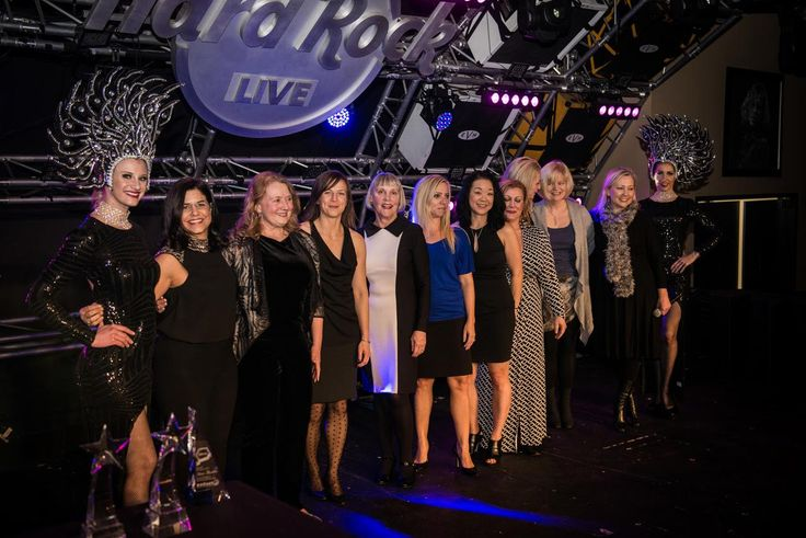 Control Trend Awards CTA Vegas - the women of our industry - How 2016 CTA-Goers Made It Their Night  The CTAs have become an important night for many, and serve a variety of community-building functions.