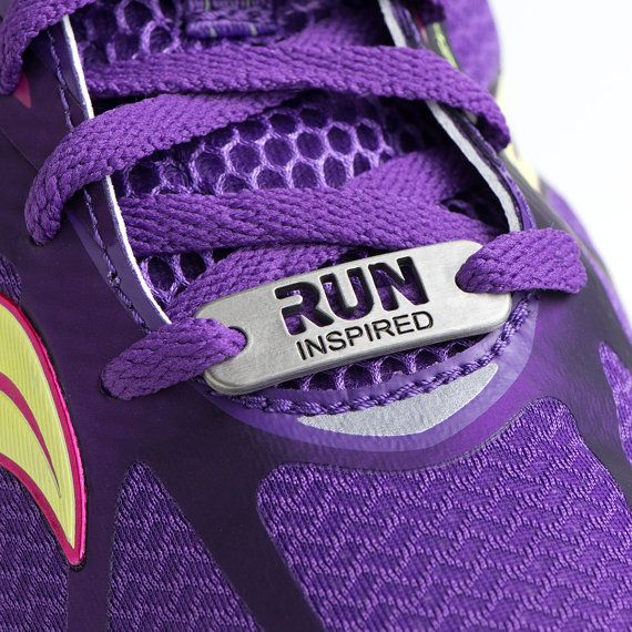 RUN INSPIRED - Running Shoe Tag