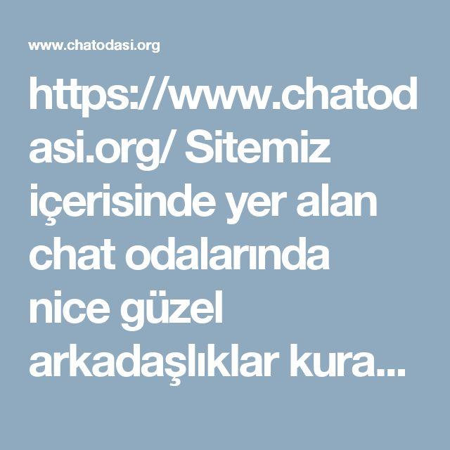 https://www.chatodasi.org/ Sitemiz içerisinde yer alan chat odalarında nice güzel arkadaşlıklar kurabilir, pek çok kişi yada kişiler ile güzel dostlukları tamamen ücretsiz ve online şekilde gerçekleştirebilirsiniz.. #chat #sohbet #odaları #odası