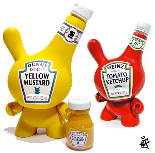 Toys That Are Cool : Clever heinz dunnies pd empaques pinterest creative