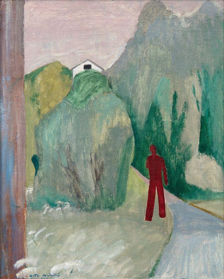 ALONGTIMEALONE: blastedheath: Otto Mäkilä (Finnish, 1904-1955),...