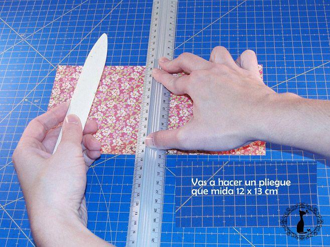 Carpeta con separadores - Tutorial paso a paso Cinderella 3