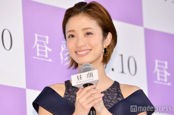 (画像1/2)上戸彩、堂本剛からの出産祝いは?KinKi Kidsと7年ぶりトーク