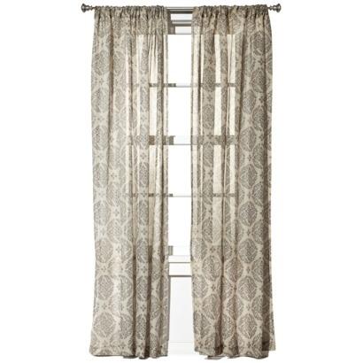 Target Bedroom Curtains