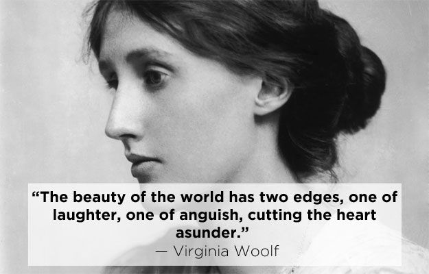 Virginia Woolf | 15 Profound Quotes About Heartbreak From Famous Authors: