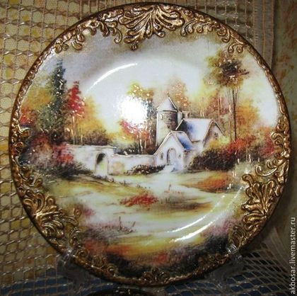 Картинки по запросу тарелки декупаж с картинкой вина