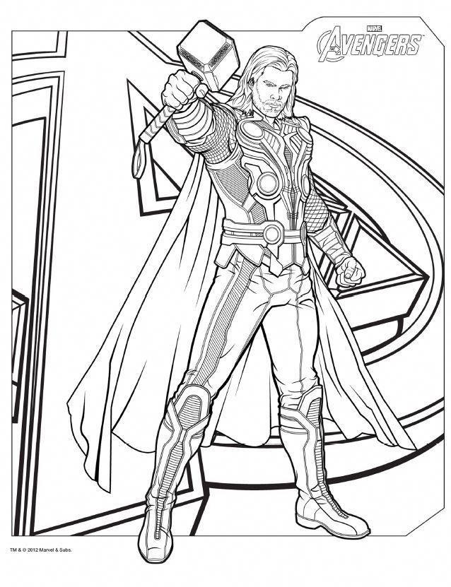 avengers coloring pages vingadores colorir vingadores para