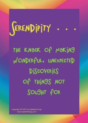 Image result for beautiful serendipity quotes