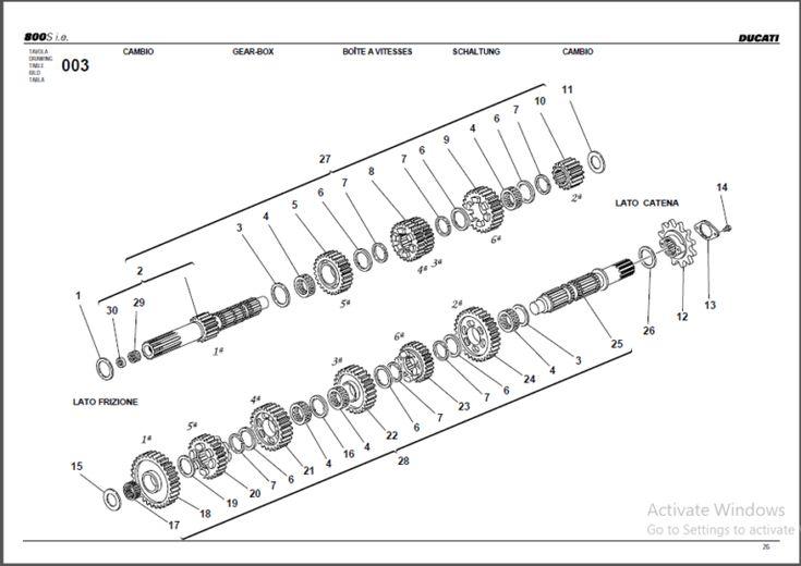 Ducati 800 2000-2006 Factory Service Repair Manual